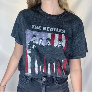 NWT The Beatles Band Tee Size Small & Large